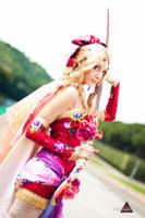 cosplay Tina Branford -17 by sadakochan87