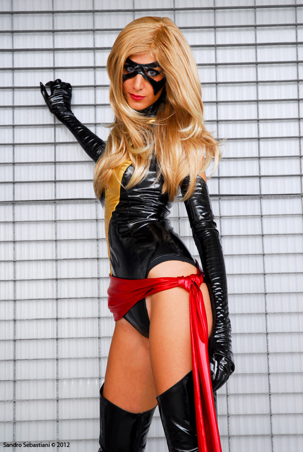 cosplay Ms. Marvel -6 by sadakochan87