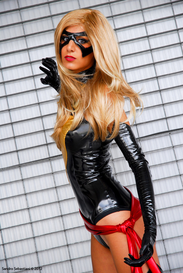 cosplay Ms. Marvel -7 by sadakochan87
