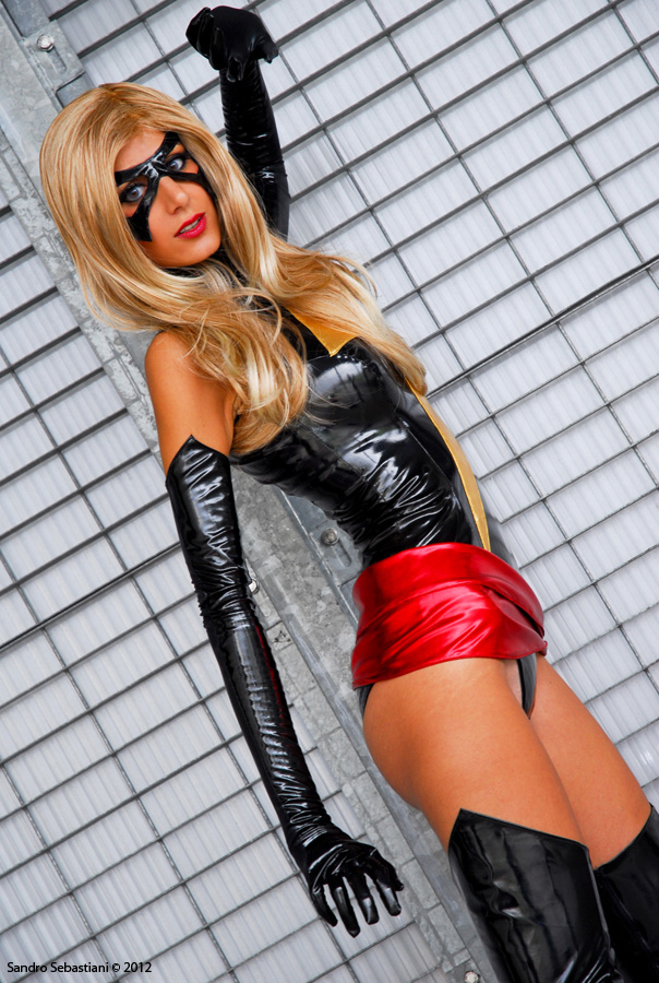 cosplay Ms. Marvel -9 by sadakochan87