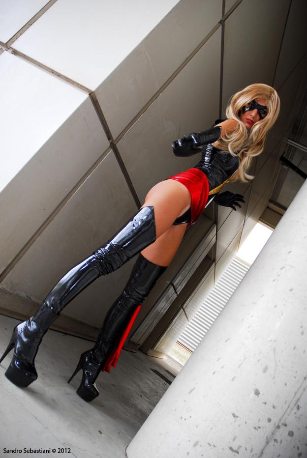 cosplay Ms. Marvel -10 by sadakochan87