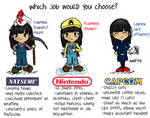 Game Career Options :Chibi: