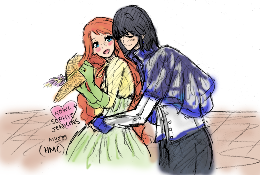 HMC: Howl And Sophie Jenkins By SuperAiko On DeviantArt