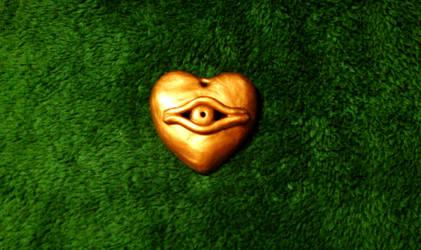 Commission: Yugioh Heart by Shrineheart