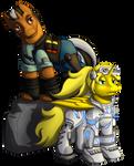 Commission: Starcraft Ponies