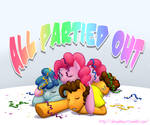 My Little Pony: All Partied Out