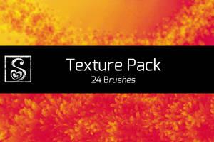 Manga Studio Texture Pack - 24 Brushes by Shrineheart