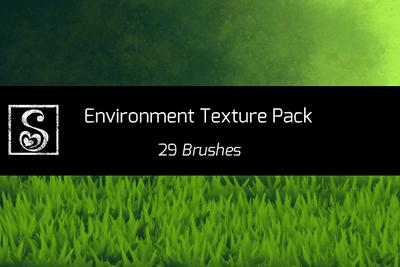 Manga Studio 5 Environment Pack - 29 Brushes by Shrineheart