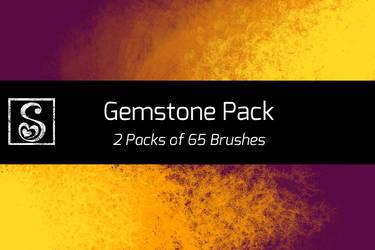 Shrineheart's Gemstone Pack - 2 Packs in One