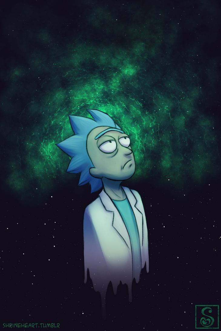 Rick and Morty: Hurt by Shrineheart on DeviantArt