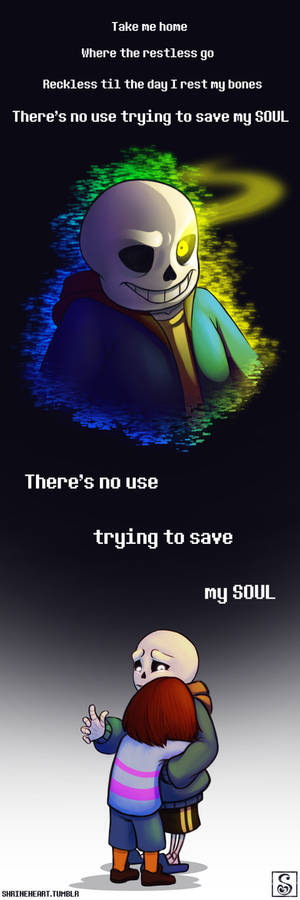 Undertale: Just Give Up, I Did