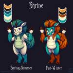 Break Art: Kirin by Shrineheart