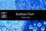 Shrineheart's Bubbles Pack - 19 Brushes