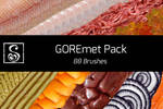 Shrineheart's GOREmet Pack - 88 Brushes