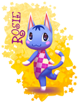 Animal Crossing: Rosie