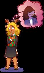 Delta Rune: Is She Nice? by Shrineheart