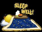 Korosensei: Sleep Well by Shrineheart