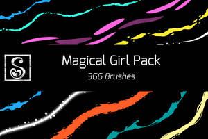 Shrineheart's Magical Girl Pack - 366 brushes