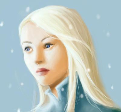 Winter's child remade by Ciuva