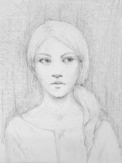 Shanni (sketch) by Ciuva