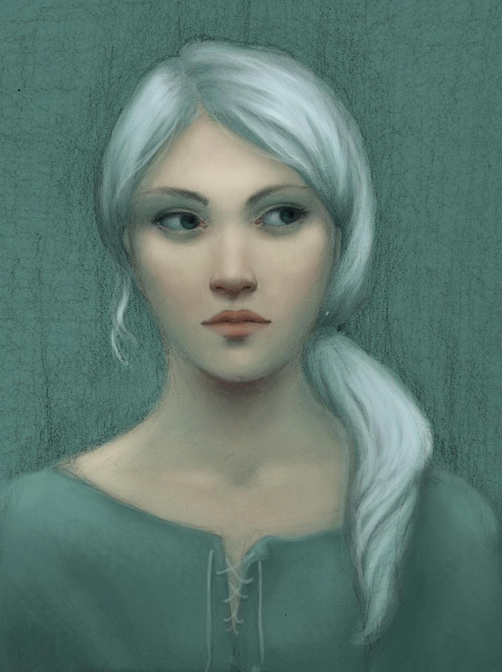 Shanni portrait