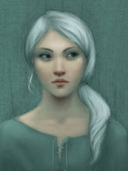 Shanni portrait by Ciuva