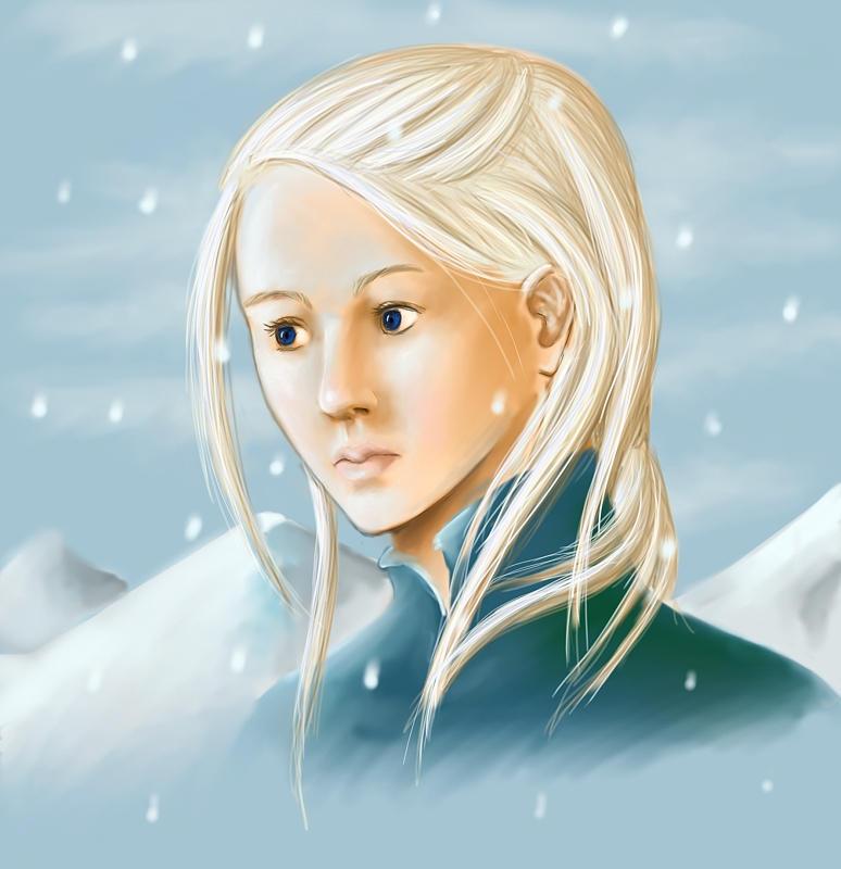 Winter's Child by Ciuva