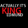 Narnia Icon: King Edmund by Bruisedgraphics