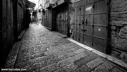 Jerusalem during Covid-19
