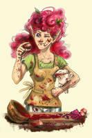 TESIIIMLP: Cupcakes.... by ArainMorn