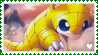Sandshrew Stamp by PokeDigiStamps