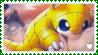 Sandshrew Stamp by PokeDigiStamps