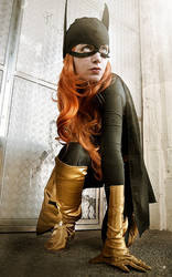 Batgirl is back