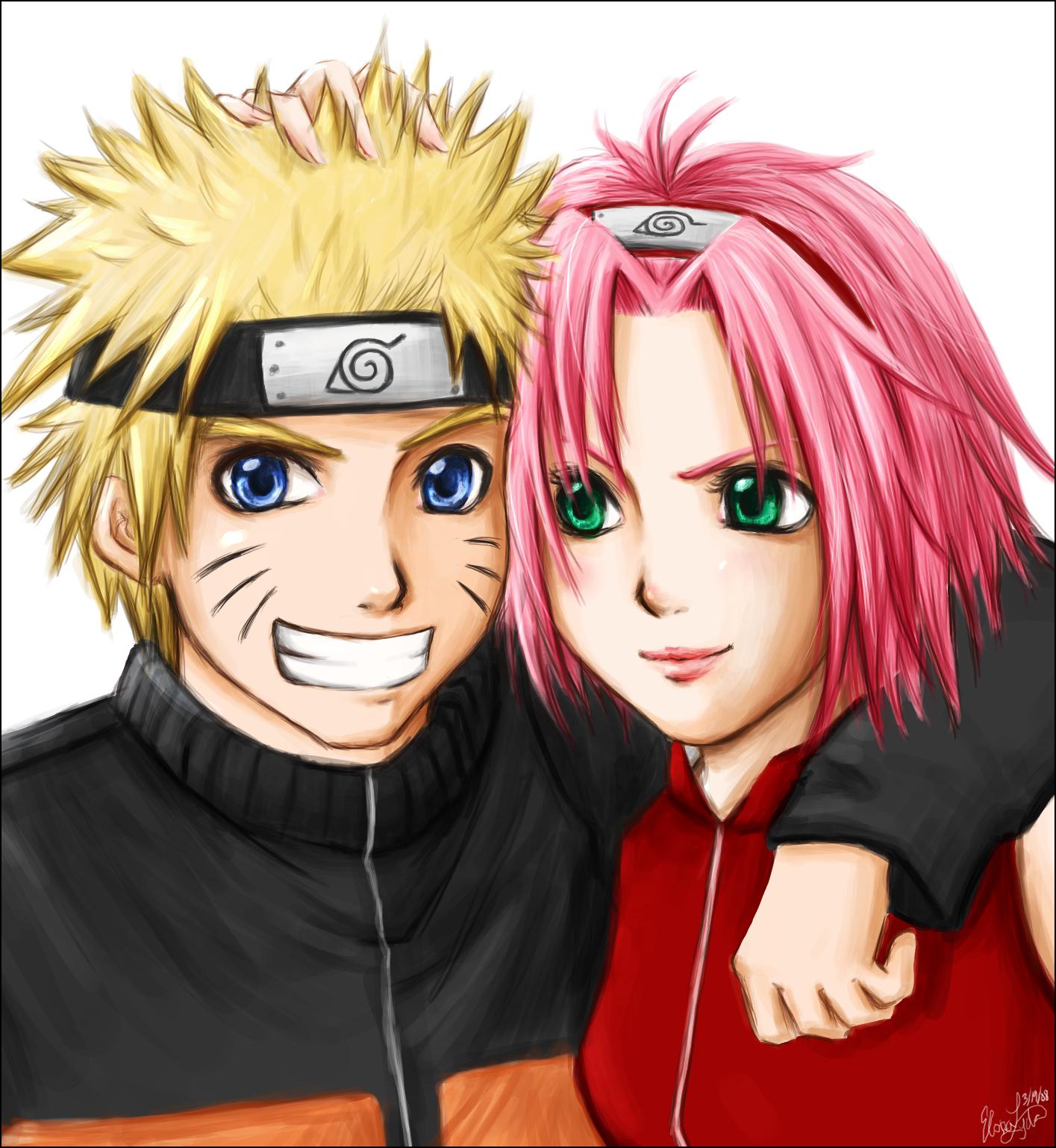 naruto and sakora Naruto_and_Sakura_by_krystalflame