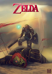 Epic Legend of Zelda by Pa-Go