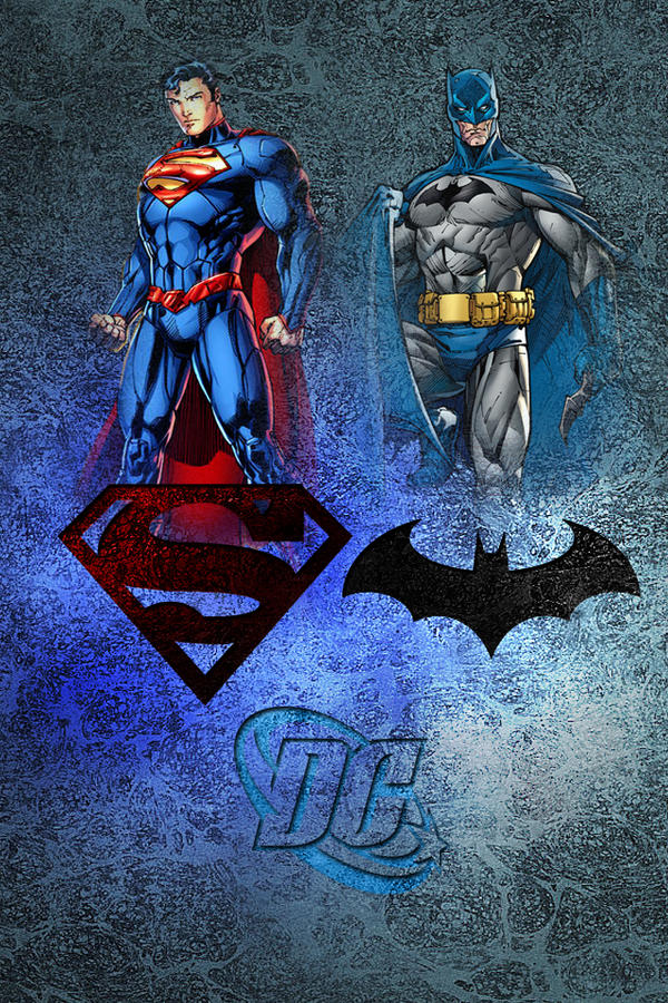 Batman Superman Iphone Wallpaper By Radoh777