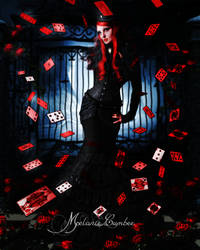 Queen of Hearts by paranormallily32