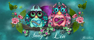 Andy and Lin