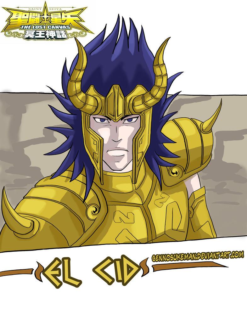 El Cid_color by geNNosukeMAN
