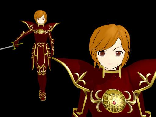 MMD Daughter of Vengeance DL by mizuki12341