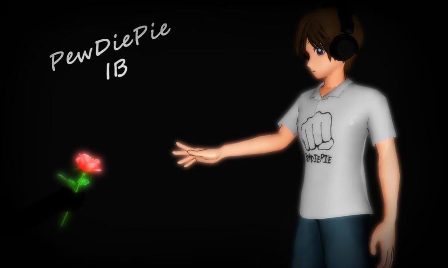 PewDiePie-IB by mizuki12341