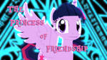 MMDxMLP The Princess of Friendship Link by mizuki12341