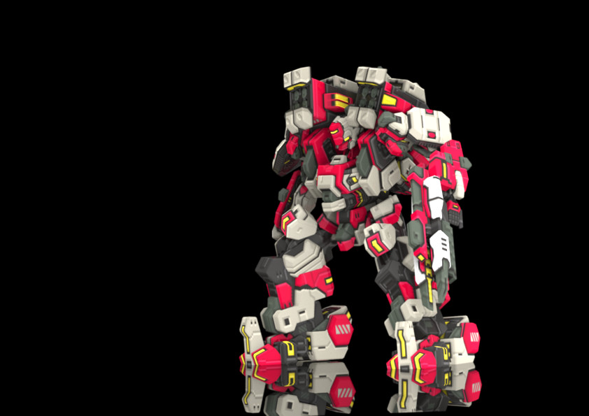Some renders :3 Giganberg_by_xrunpet-davifbs