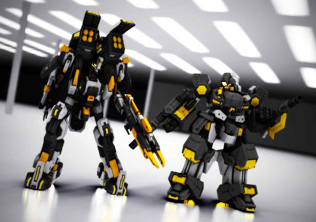 Some renders :3 Giganberg_and_flash_bomber___approx__colour_scheme_by_xrunpet-dbkkzvi