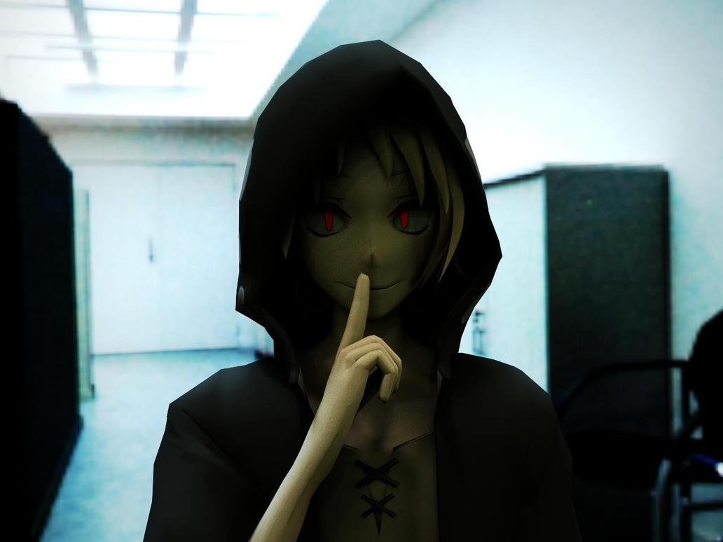 Hush by xrunpet