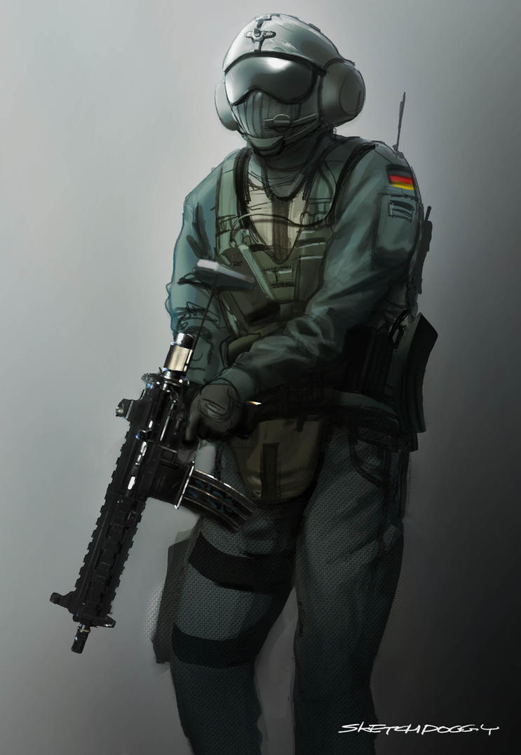 Jager by moonmossi