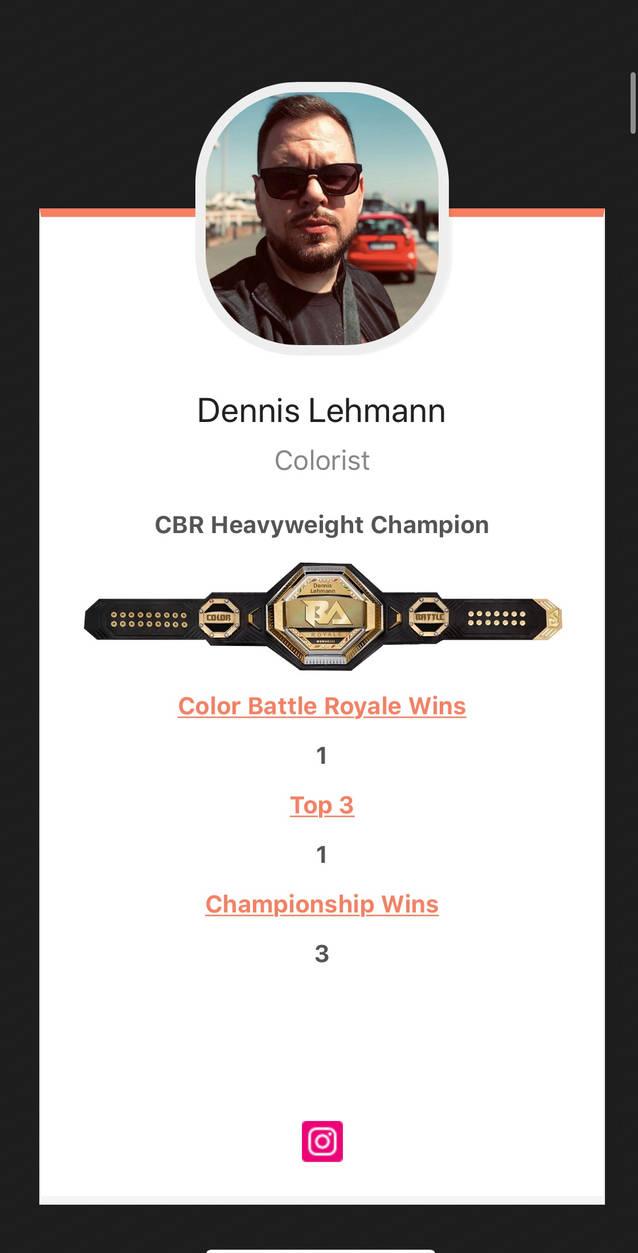 Color Battle Champion by V4VOLTAGE