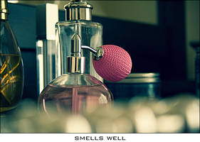 Smell by MarkLoose