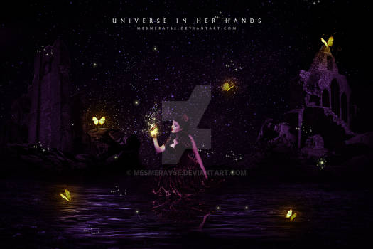 Universe In Her Hands