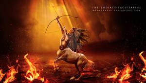 Sagittarius - The Zodiac Series